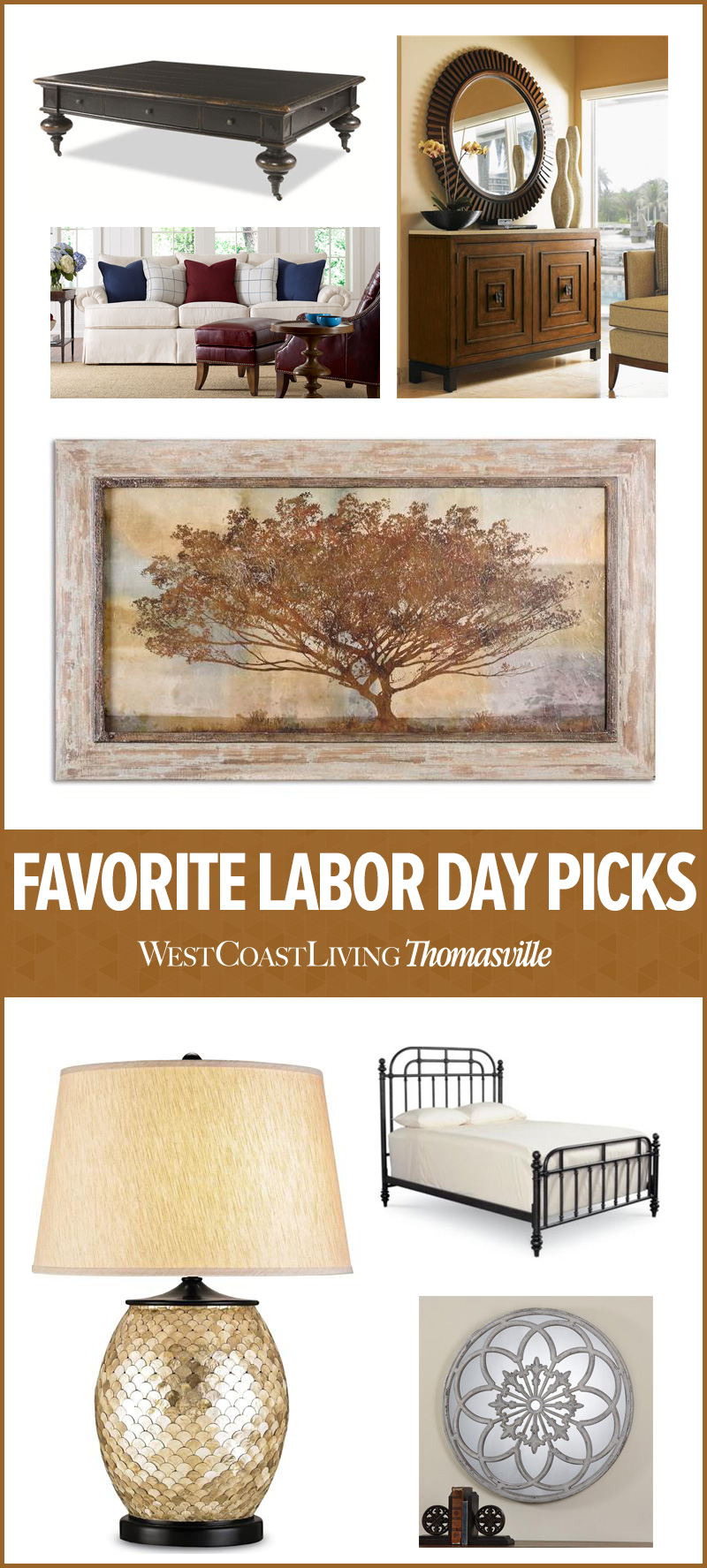 West Coast Living Labor Day Sale Picks