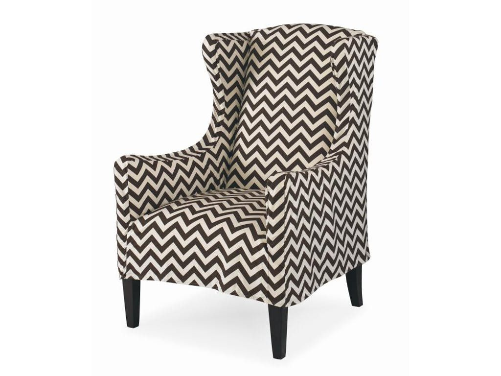 Gisele Wing Chair Slip Cover